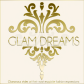 GLAM DREAMS GOLD LOGO FULL _